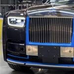 Íme a hamarosan Budapestre is megérkező új Rolls-Royce első példánya