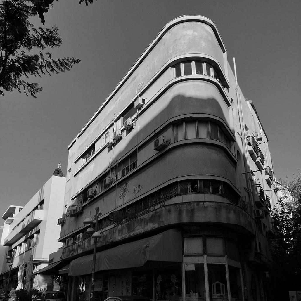 NE HASZNÁLD NAGYÍTÁS WHITE CITY JOURNAL Tel Aviv