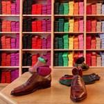 340 ezer forint egy pár piros zokniért, megzakkant a divatszakma?