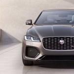 Itt a megújult Jaguar XF