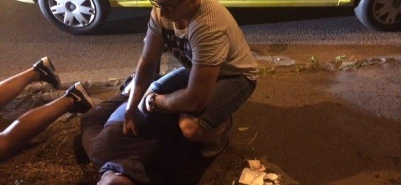 Milliókat csaltak el egy budapesti nőtől, aztán taxival léptek le