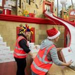 Rekord mennyiségű adomány érkezett a Mikulásgyárba
