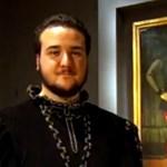 Saját arcát fedezte fel egy ötszáz éves festményen egy 20 éves egyetemista