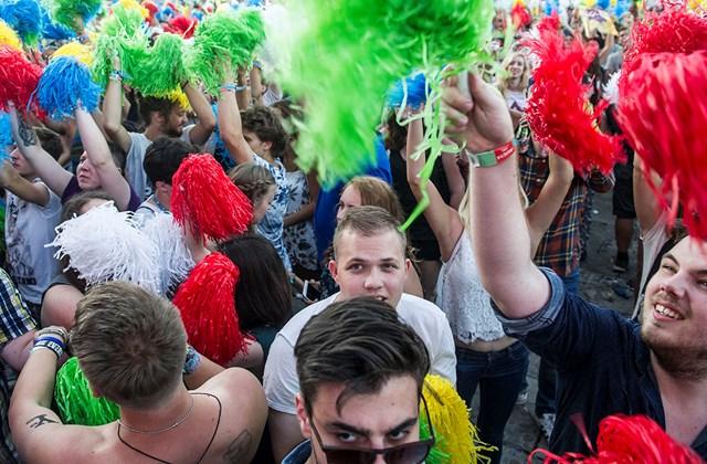 tg.16.08.14. - Sziget Fesztivál 2016 - Tinie Tempah