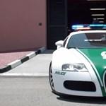 Erre a verdára a legbüszkébbek a dubaji zsaruk