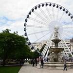 Fotó: Rogán önnek is fizet egy kört a Budapest Eye-on?