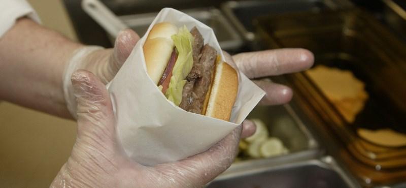 Ritkábban esznek, de akkor sokat a kövér amerikaiak
