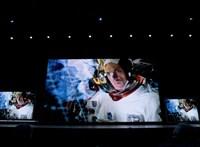 Az Apple új sorozatában kicsit máshogy zajlott a holdra szállás
