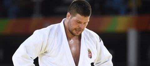 Közokirat-hamisítással vádolja a három olimpiát megjárt dzsúdóst, Bor Barnát az ügyészség