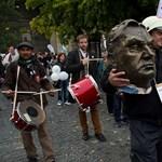 Orbán-szobor ledöntése: kiakadtak több ellenzéki pártnál is