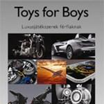 Karácsonyi könyvajándék: Férfias játékok
