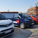 20 autót ajánlottak fel a koronavírus elleni hazai védekezéshez
