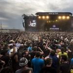 Lábak a magasban a Nova Rock fesztiválon - Nagyítás-fotógaléria