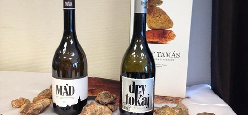 Díjat kapott Szepsy István Dry by Tokaj bora Kanadában
