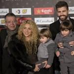 Kirabolták Shakira és Gerard Piqué barcelonai otthonát
