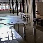 Bezúdult a víz egy kaposvári iskolába, rendkívüli szünetet rendeltek el