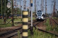 15 nap alatt hetedszer romlik el valami a Budapest–Cegléd vasútvonalon