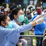 Koronavírus: átlépte a 3000-et a halálos esetek száma