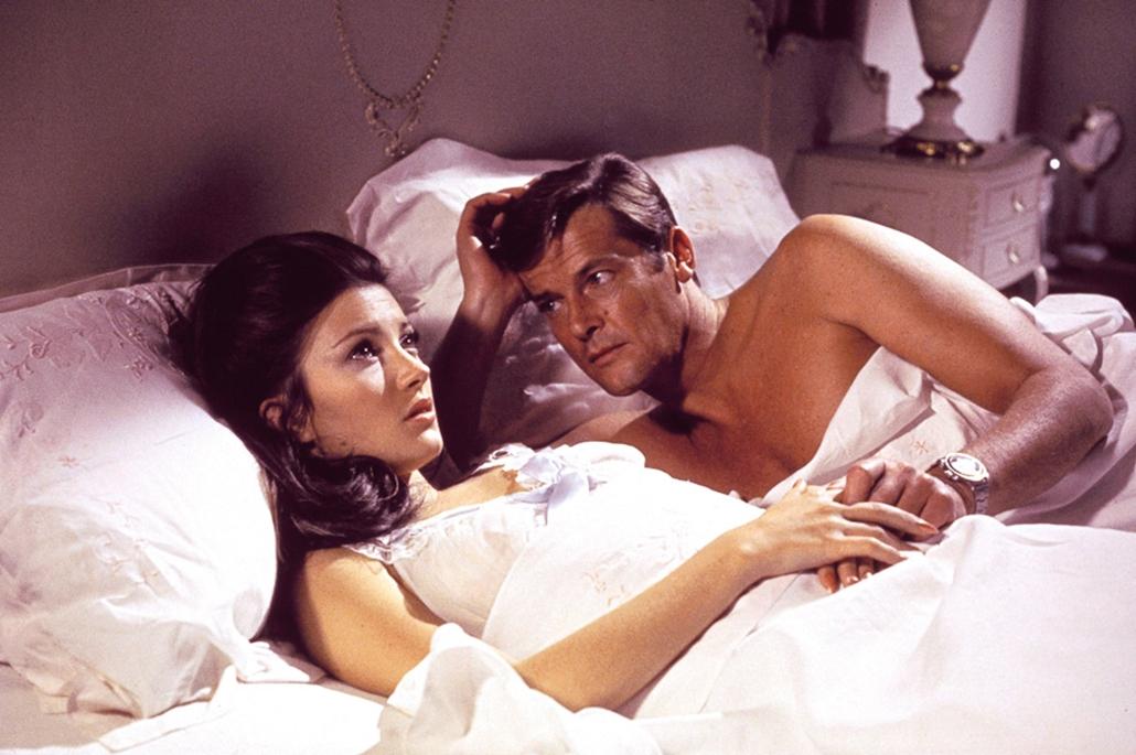 James Bond 50 éve, hét képei