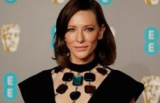 Cate Blanchett Magyarországon van, új tetoválást is kapott itt