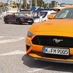 Nem szike, bokszkesztyű: nagyot üt a 2018-as Ford Mustang, kipróbáltuk