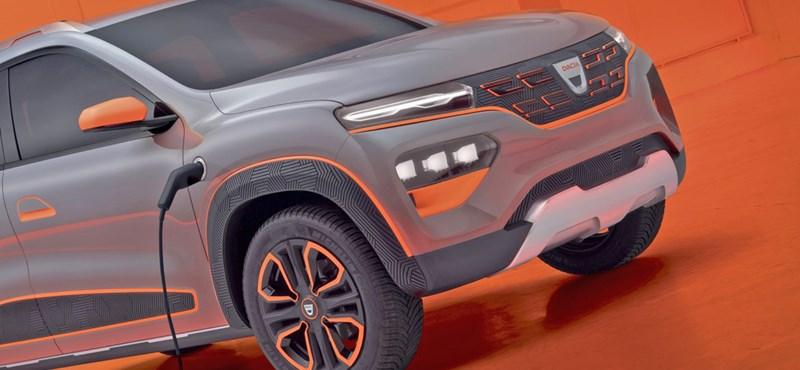 Jövő nyáron itt lehet az elektromos Dacia Spring