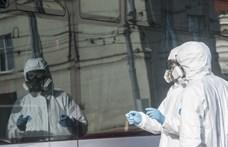 Nagyon rossz koronavírus-adatok jöttek Csehországból