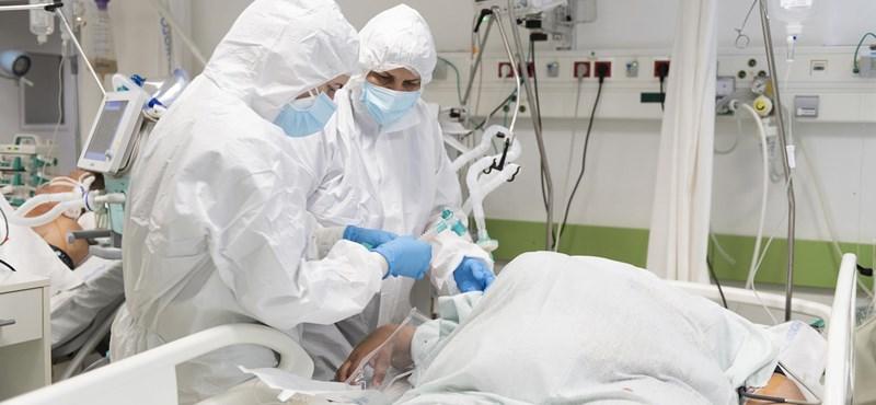 Koronavírus: 285 beteg meghalt, 3597 új fertőzöttet találtak
