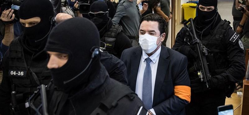 Kuciak-gyilkosság: Felmentették a felbujtással megvádolt vállalkozót