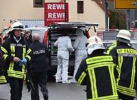 Már hatvan sérültje van a németországi karneváli gázolásnak