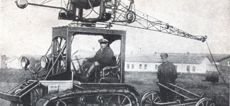 Gondolta volna? A szovjeteknek már 70 éve volt menő elektromos járgányuk