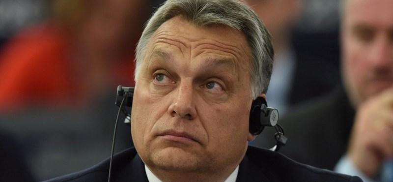 Orbán Viktor az EP-ben: az Erős Európától Sorosig