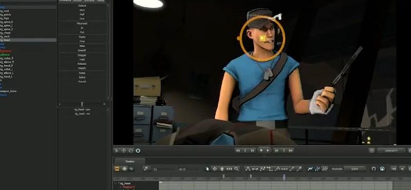 Ingyenes lesz a Valve féle film-készítő szoftver
