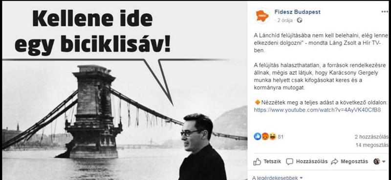 Láng Zsolt: Van még Magyarországon néhány millió ember, akinek a mémről nem ugrik be Szálasi Ferenc képe
