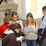 Péntekig lehet jelentkezni a középiskolákba