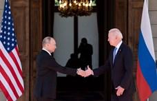 Putyin és Biden is mondta a magáét, de elbeszéltek egymás mellett