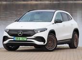 Merjünk kicsit álmodni: teszten a kompakt Mercedes EQA villanyautó