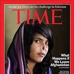 Levágták Aisha orrát a tálibok, most újat kapott