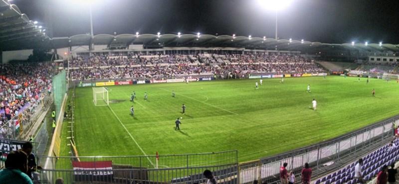 Áll a bál az Újpest stadionjának felújítása körül