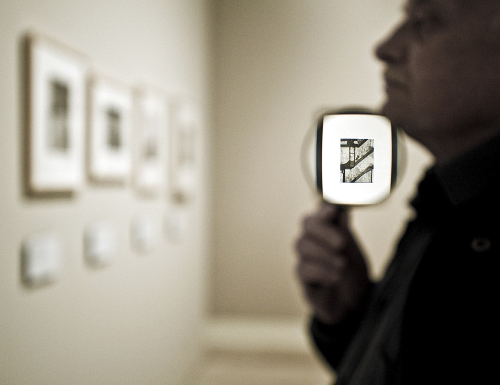 Sajtófotó 2011 - Nagyítás-fotógaléria - Művészet - egyedi - 1. helyezett : André Kertész retrospektív