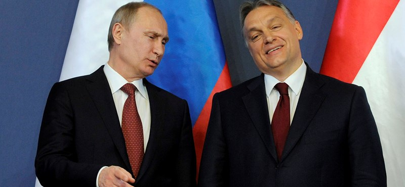 Image result for Orbán putyin
