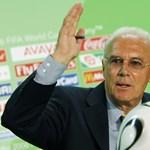 Beckenbauert is vizsgálja a FIFA