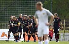 A Honvéd és a Vidi vívja a kupadöntőt