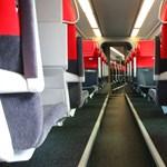Ha a MÁV most venne elővárosi vonatokat, így néznének ki