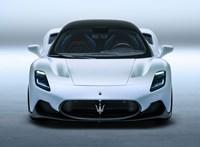 Versenypályán tökéletesítik a Maserati 630 lóerős új közúti sportkocsiját – fotók
