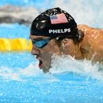"""""""Mindenre képes vagyok"""" – Phelps Cseh Lacit is lepipálta"""
