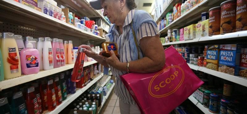 Kevesebb boltban sikerült milliárdokkal többet elköltenie a magyar fogyasztóknak