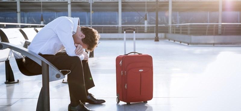 Így kaphat kártérítést, ha késik a gép, vagy eltűnik a poggyász