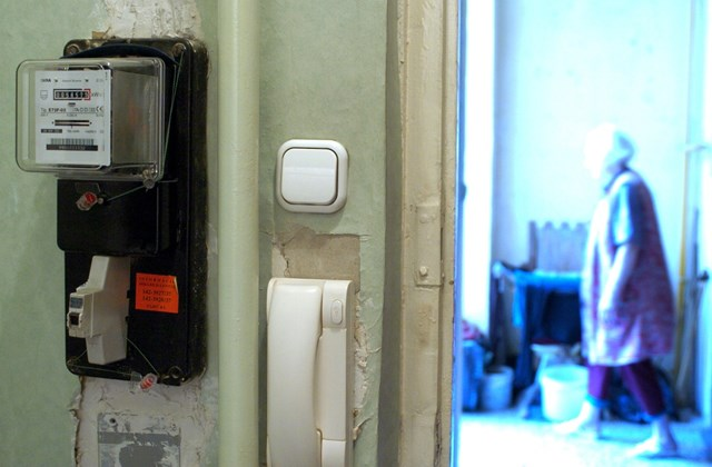 20150714004 - Villanyszerelés, villanyóra, rezsi -  fogyasztásmérő, 2005