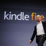 A Kindle Fire vásárlókat nem érdeklik a kritikák